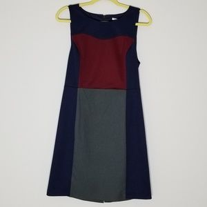 NWT 41 Hawthorn | Ira Colorblock Sheath Dress | M